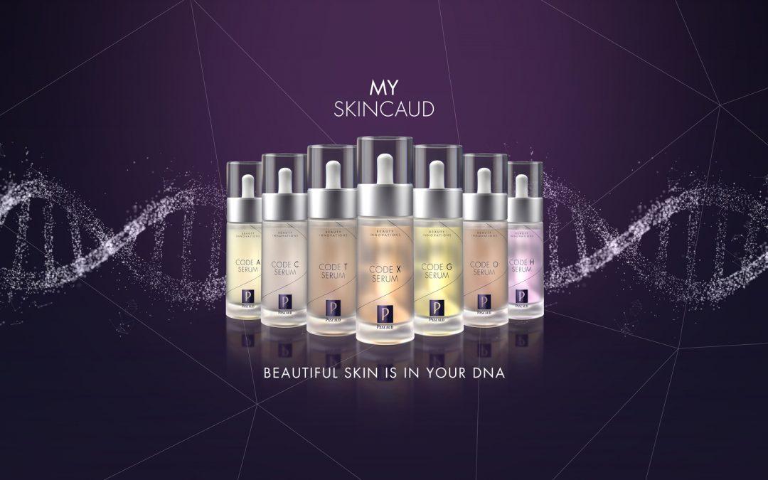 Huidtype test met DNA