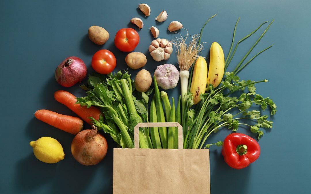 Eten volgens de seizoenen is gezond voor huid en lichaam
